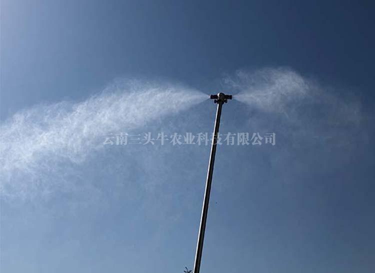 全自动高压喷雾设备